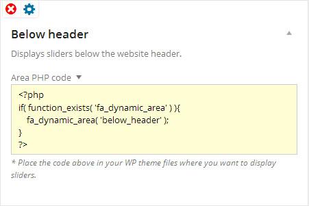 fa-pro-dynamic-area-php-code